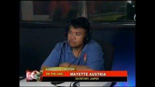 Adik-Adik Na Bus Driver, Nakatikim Ng Pangaral On-Air!