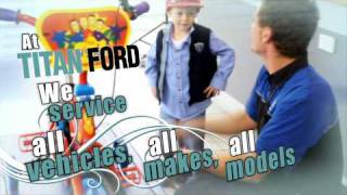 Titan Ford Servicing