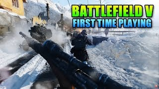 First Play Impressions Of Battlefield V & New Gameplay Mechanics