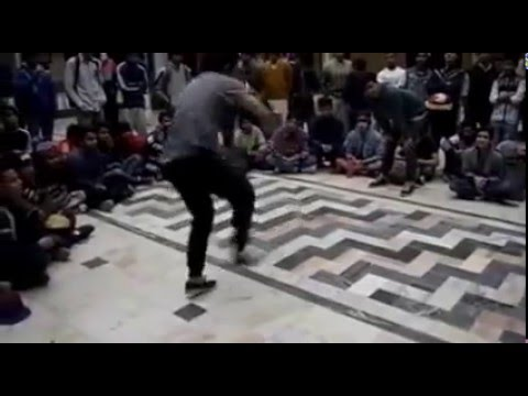 Delhi Boys Amazing Hip Hop Dance Battle
