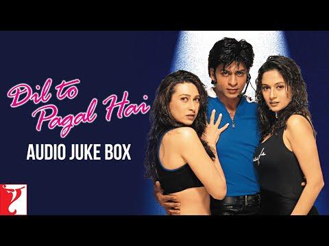 Xxx Mp4 Dil To Pagal Hai Full Songs Audio Jukebox Shah Rukh Khan Madhuri Dixit Karisma Uttam Singh 3gp Sex