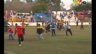 Suspenden la final entre Mitre y Villa Unión por disturbios