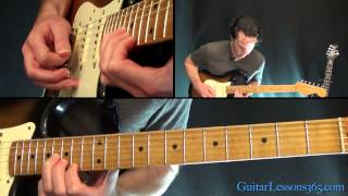Anarchy In The U.K. Guitar Lesson - Sex Pistols