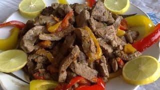 الكبدة الأسكندراني من المطبخ المصري | طريقة عمل الكبدة الإسكندراني مثل المحلات - كيداهم HD