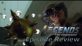 Legends of Tomorrow Season 1 Episode 13 Review-