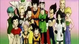 Dragon Ball Z Kai - Yeah! Break! Care! Break! full version:)))