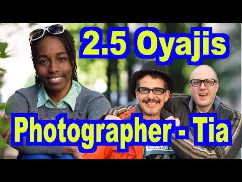 English Teacher Turned Pro Photographer Tia 2.5 Oyajis