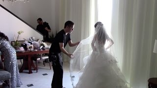 WESTIN COLONNADE WEDDING PHOTOS | MIAMI HOTEL | BEHIND THE SCENES