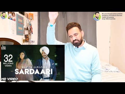 Punjabi Reaction from NORWAY; Sardaari | Rajvir Jawanda Ft. Desi Crew | Sukh Sanghera
