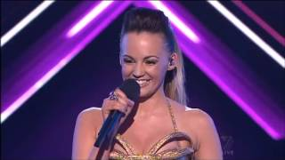 Samantha Jade - Live Show 2 - The X Factor Australia 2012 - Top 11 [FULL]