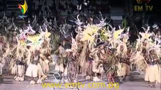XV Pacific Games Opening Ceremony | Port Moresby