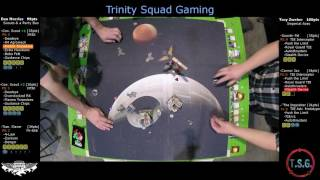 Portland X-Wing Regionals | Dan VS Troy | Scouts n Party Bus vs Triple Aces