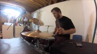 boo bass pogo drum cover/ interpretation