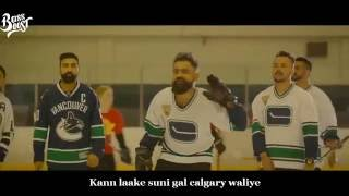 Kaali Camaro (LYRICS/CC & BASS BOOSTED) - Amrit Maan Feat. Deep Jandu