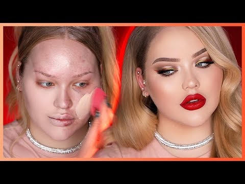 EXTREME HOLIDAY GLAM TRANSFORMATION!