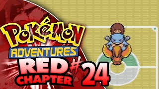 Pokemon Adventures - Red Chapter: Part 24 - Red vs Blue