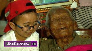 Daus Mini dan Sahabat Berbagi Kepada Manusia Tertua di Dunia - Intens 09 September 2016