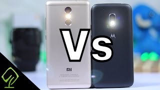 Moto G4 Play vs Redmi Note 3 Comparison (Redmi Note 3 vs Moto G4 Play)