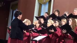 Lietuvos ortodoksų stačiatikių šventinio choro koncertas (fragmentai)
