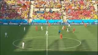 Netherlands Chile 2014 World Cup Full Game ITV Holland Dutch English