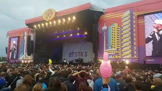 Beatsteaks - Let me in @ Lollapalooza BERLIN  (09.09.2017)