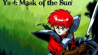 Play it Through - Ys IV Mask of the Sun