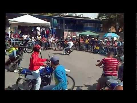 Moto Pirueta En Los Teques 17 02 2013 Junior Pirueta