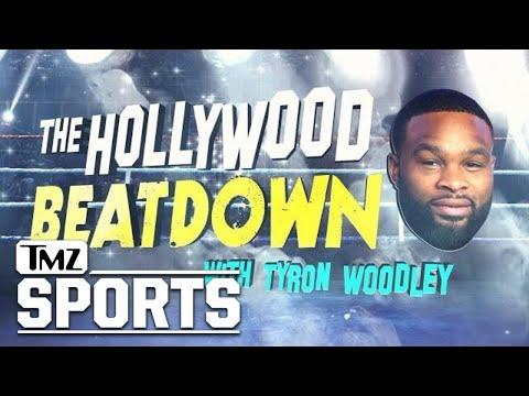The Hollywood Beatdown with Tyron Woodley - Trailer   TMZ Sports