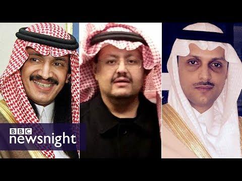 Saudi Arabia's missing princes - BBC Newsnight