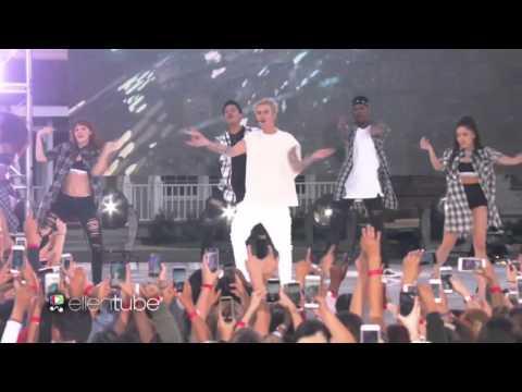 Justin Bieber Performs 'Sorry' INÉDITA APRESENTAÇÃO