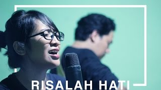 Risalah Hati - Deris & Adi The Simple Life (Dewa 19 cover) // EXI Backyard Sessions