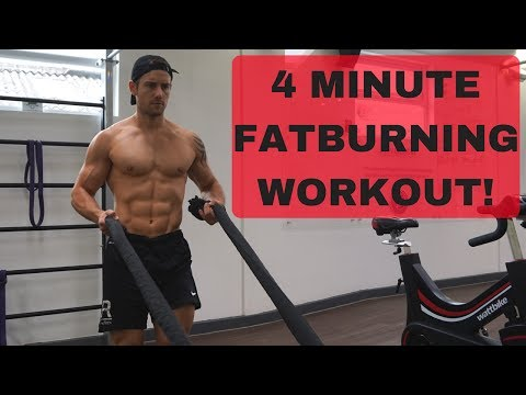 Xxx Mp4 4 Minute Fat Burning Battle Rope Finisher Workout CrockFit 3gp Sex