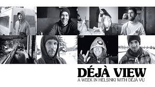Deja View: Behind The Scenes Of The Deja Vu Trip To Finland