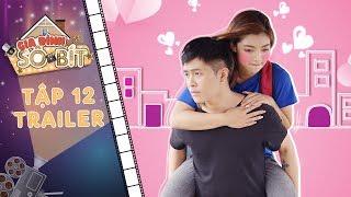 Gia đình sô - bít | Trailer tập 12: Bạch Dương rung rinh vì được Hoàng Tú cõng khi bị chấn thương?