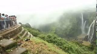 Jog Falls|Shimogga|Sharavati|karnatka|Best Video|Jogda Gundi