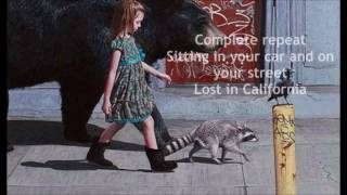 Red Hot Chili Peppers - The Getaway [Lyrics]