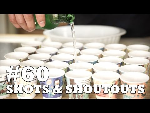 OKs Happy Hour Ep.60 Shots & Shoutouts
