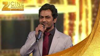 Zee Cine Awards 2016 Best actor in negative role Nawazuddin Siddiqui