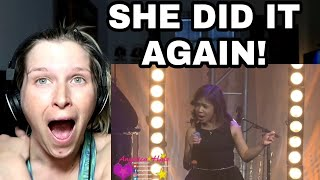 ANGELICA HALE - WHAT ABOUT US   REACTION