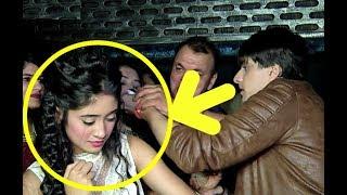 देखिये कैसे Mohsin Khan ने अपनी गर्लफ्रेंड Shivangi Joshi को किया अवॉयड