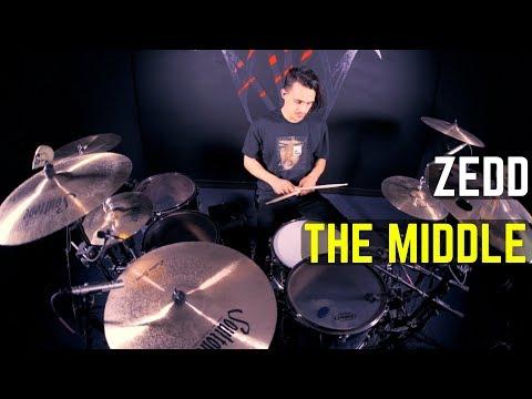 Zedd - The Middle ft. Maren Morris, Grey   Matt McGuire Drum Cover