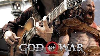 God Of War - Main Theme (Classical Guitar Cover)