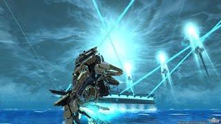 PSO2 Battleship Yamato Part 2 Music : Steel Prestige (A.I.S)