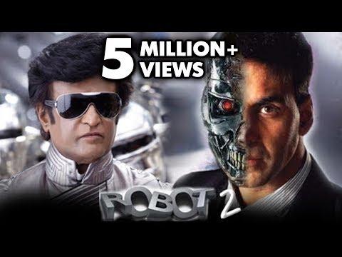 Akshay Kumar Plays Villain In Rajnikanth's 'Robot 2'