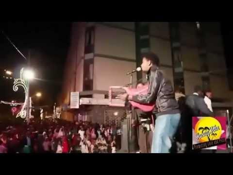 Temesgen Yared 2012 New Song Mengedi Adina