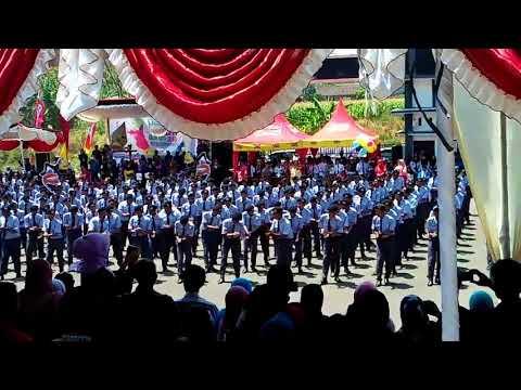 parade smkn1 bawen kls X