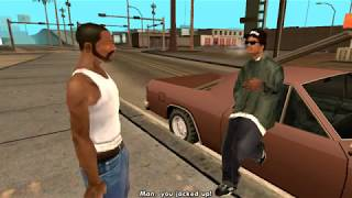GTA San Andreas Mission #2 Ryder Android Gameplay