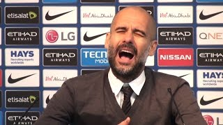 Manchester City 1-3 Chelsea - Pep Guardiola Full Post Match Press Conference