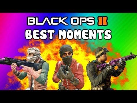 Black Ops 2 Best Moments Funny Moments Killcams Remix Epic Kills Fun w Friends Thank you