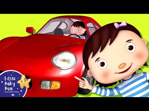 Xxx Mp4 Little Baby Bum Driving In My Car Song Nursery Rhymes For Babies Videos For Kids 3gp Sex